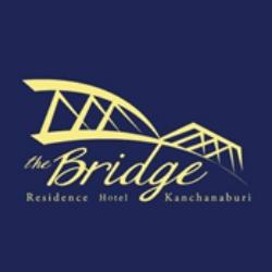 ผลงานติดตั้ง signage โรงแรม The bridge resident hotel