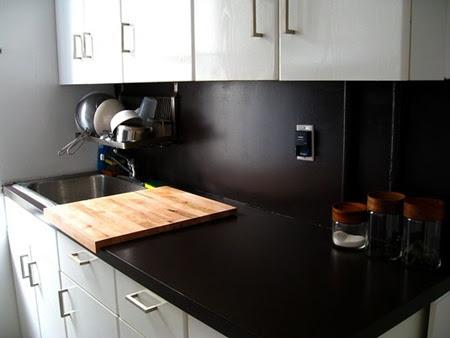 Laminate-Kitchen-Countertop-black