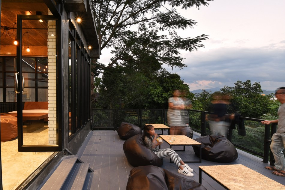 ปร บใหม ใส ความอ โค Cocoa Valley Resort ออกแบบโดย Eco Architect