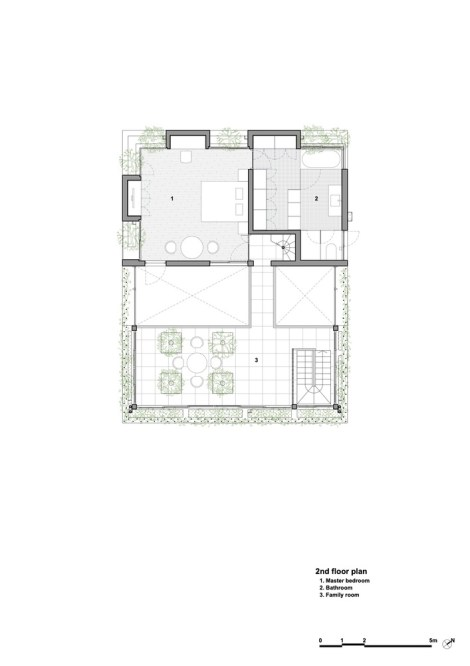 Stepping_Park_House_drawing03_Second_floor_plan