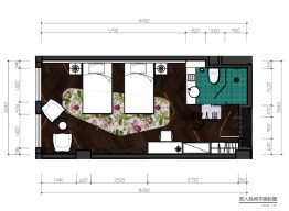 05_the_layout_of_Double_Room