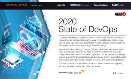 2020 State of DevOps Report