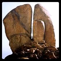 spit rock at mt horeb_Fotor