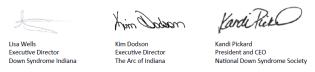 3 signatures