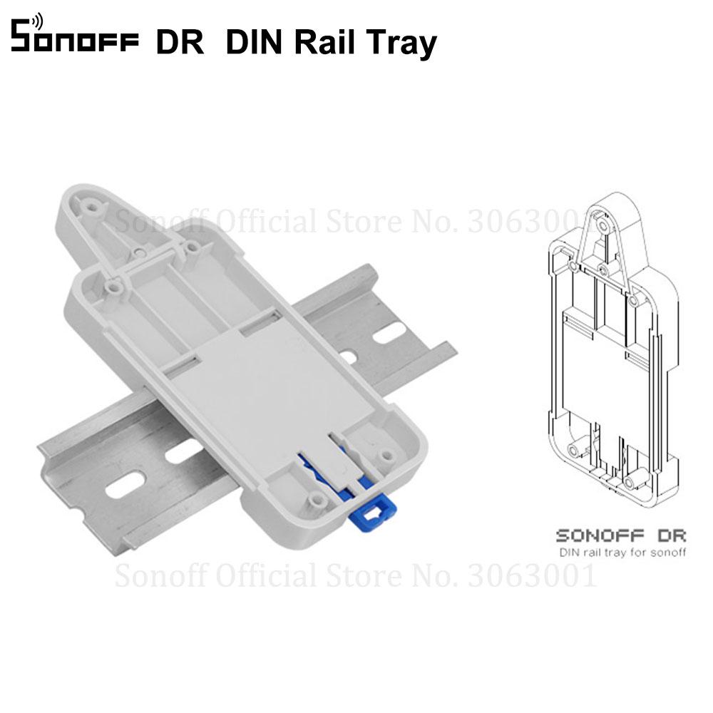 sonoff dr un support de fixation sur rail din maroc
