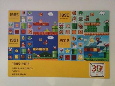 E3 2015 - 30 ans Mario