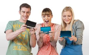 Multijoueur 3DS