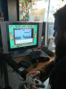 Le Transfer Pack, pour jouer sur N64