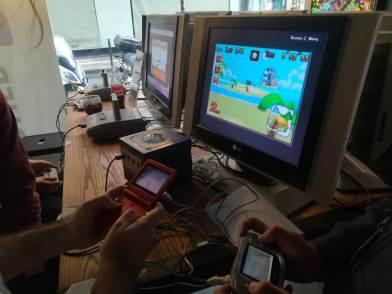 Le Game Boy Player, pour jouer sur Game Cube
