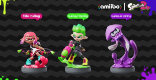 amiibo Splatoon 2