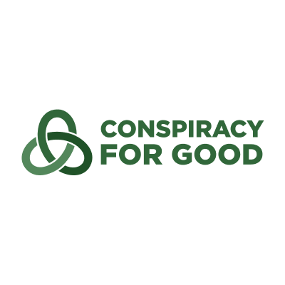 Conspiracy for Good logo