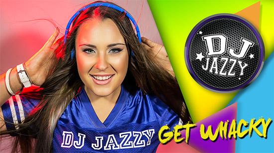 DJ JAZZY Branding