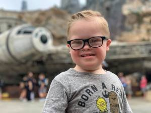 Down Syndrome Awareness Month Spotlights: Boone Fox