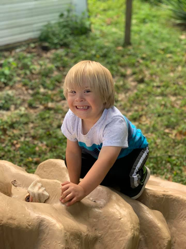 Down Syndrome Awareness Month Spotlights: Dylan Moss