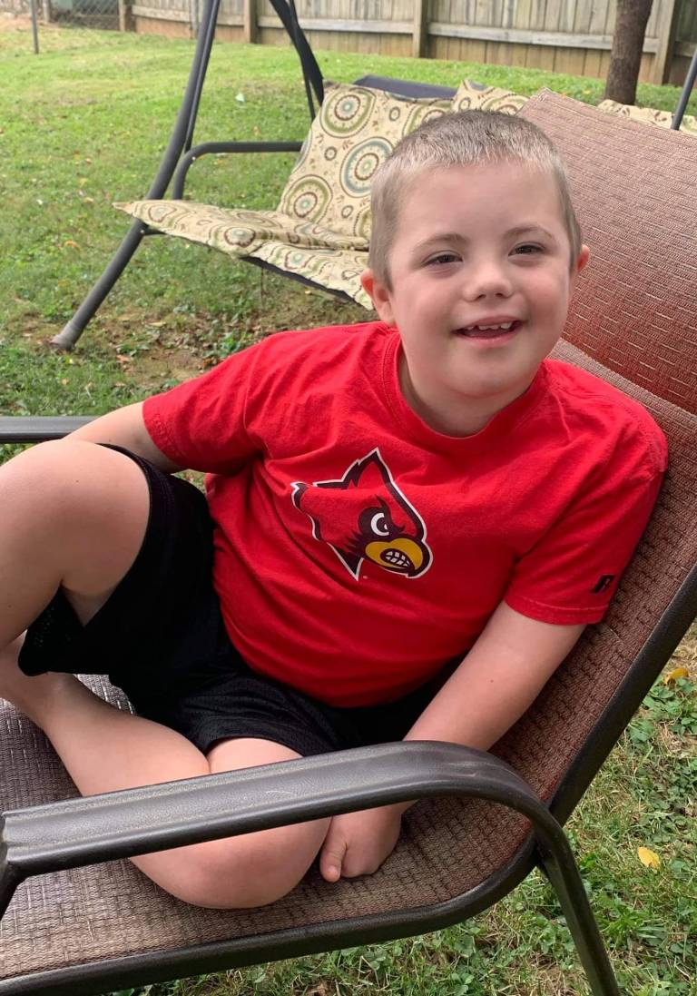 Down Syndrome Awareness Month Spotlights: Isaac