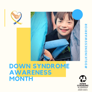 Down Syndrome Awareness Month Spotlights: Cole Santiago Quintela