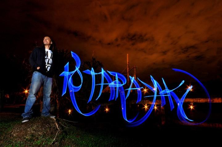 Light Graffiti :Altimet - Kotarayaku 02