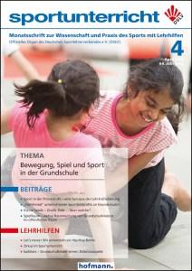 Zeitschrift Sportunterricht April 2020