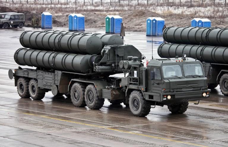 עירק מנהלת משא ומתן לכישת מערכות S400 מרוסיה בכדי להפיל מטוסי קרב טורקים שחודרים למרחב האווירי שלה S-400_Triumf-34
