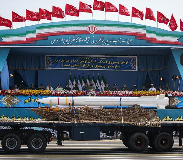 Iran to Show Off Bavar 373 System – Defense Security Monitor