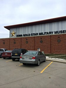 Family Fund Day at the Iowa Gold Star Military Museum - dsm4kids.com