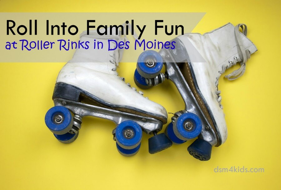 Roll Into Family Fun at Roller Rinks in Des Moines