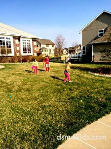 Planning a Neighborhood Easter Egg Hunt 4 Kids - dsm4kids.com