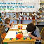 Paint the Town at One of These Paint Your Own Pottery Studios in Des Moines - dsm4kids.com