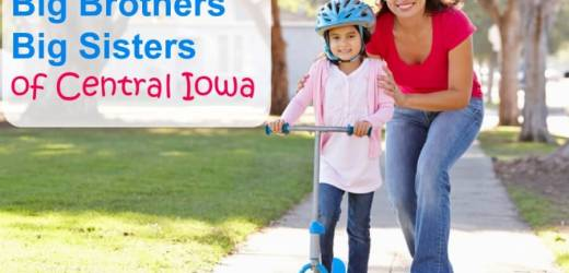 Youth Groups & You: Big Brothers Big Sisters of Central Iowa