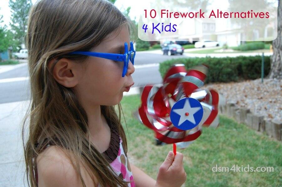 10 Firework Alternatives 4 Kids