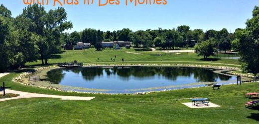 Gone Fishin': 7 Spots to Catch a Fish with Kids in Des Moines