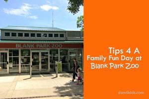 Tips 4 a Family Fun Day at Blank Park Zoo - dsm4kids.com