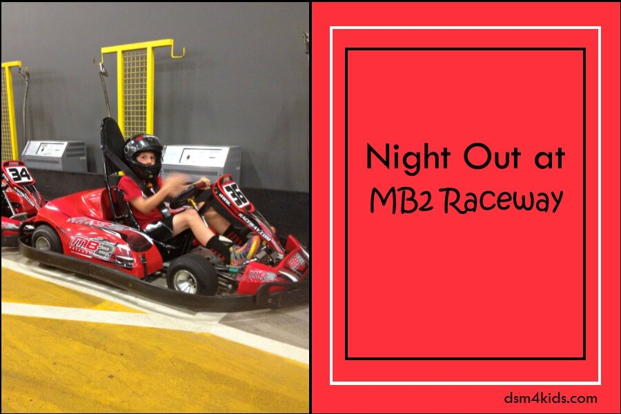 Night Out at MB2 Raceway