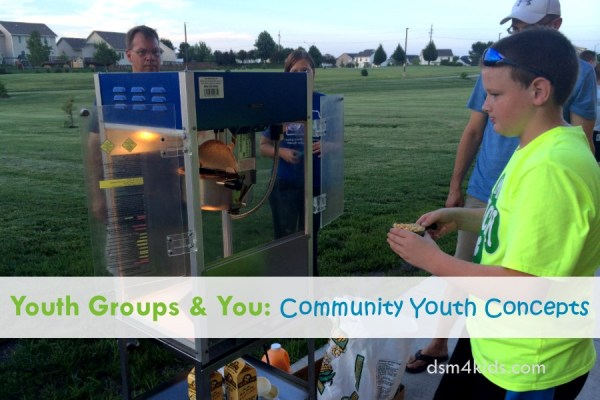 Youth Groups & You: Community Youth Concepts - dsm4kids.com