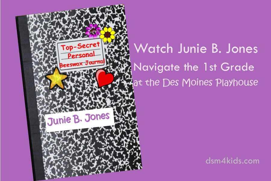 Watch Junie B. Jones Navigate the 1st Grade