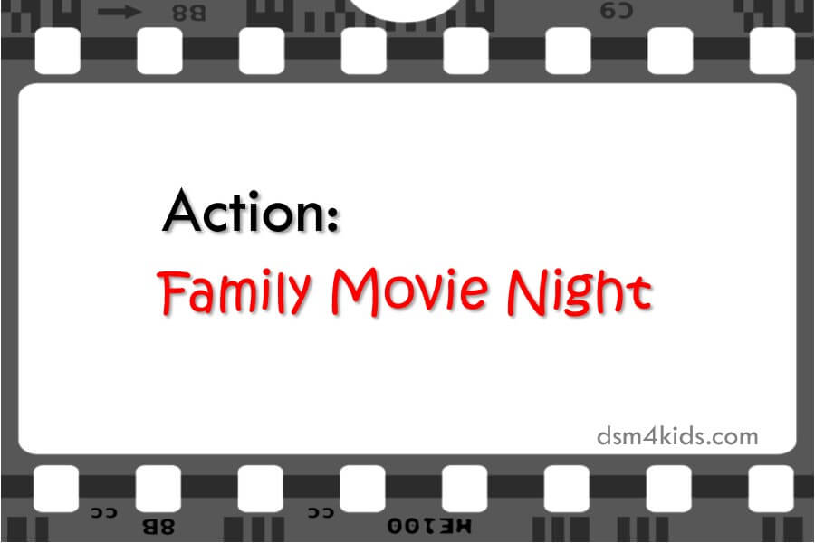 Family Movie Night