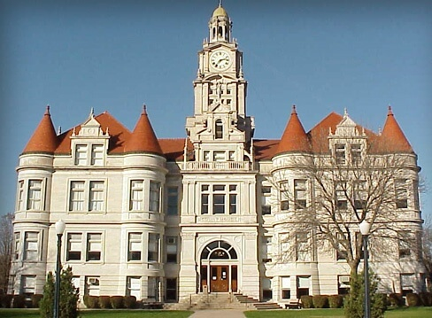 City of Adel, IA Courthouse
