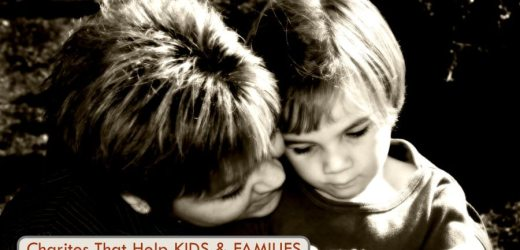 Charities That Help Kids and Families in Des Moines