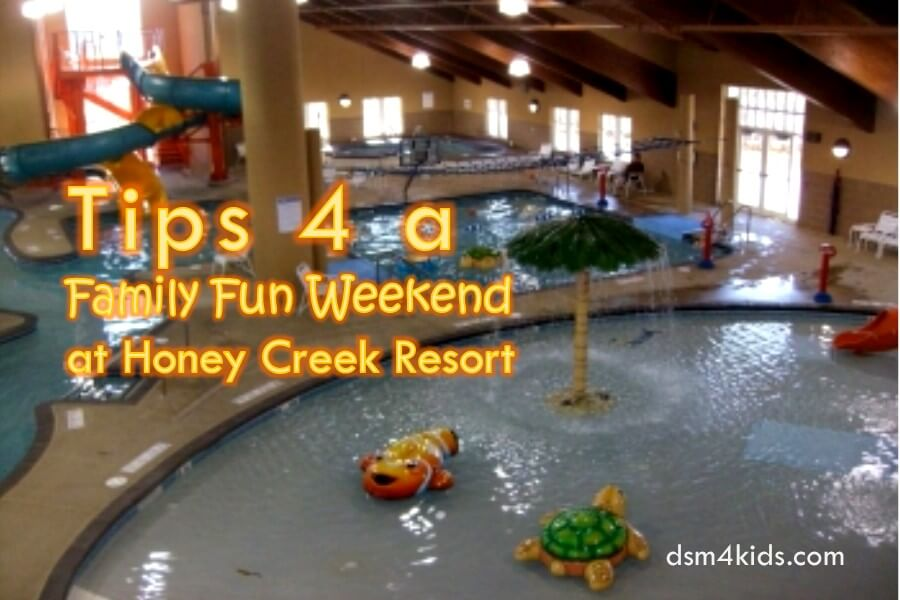 Tips 4 a Family Fun Weekend at Honey Creek Resort