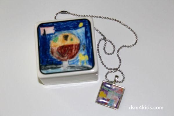 Tips 4 Displaying and Organizing Kids' Artwork – dsm4kids.com