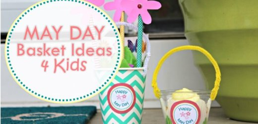 May Day Basket Ideas 4 Kids