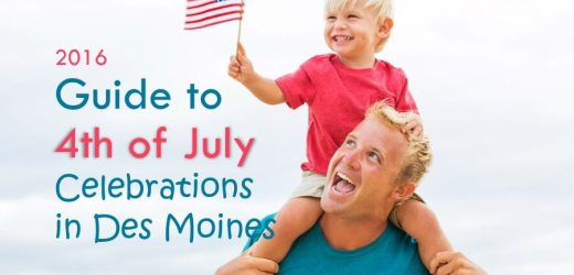 2016 Guide to 4th of July Celebrations in Des Moines!