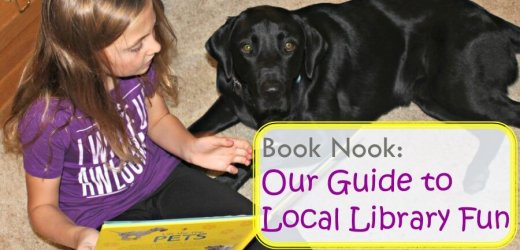 Book Nook: Our Guide to Local Library Fun