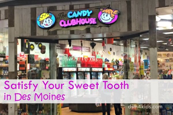 Satisfy Your Sweet Tooth in Des Moines - dsm4kids.com
