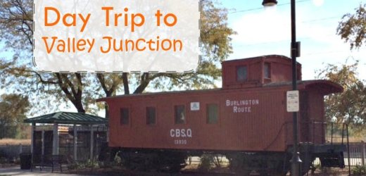 Day Trip to Valley Junction