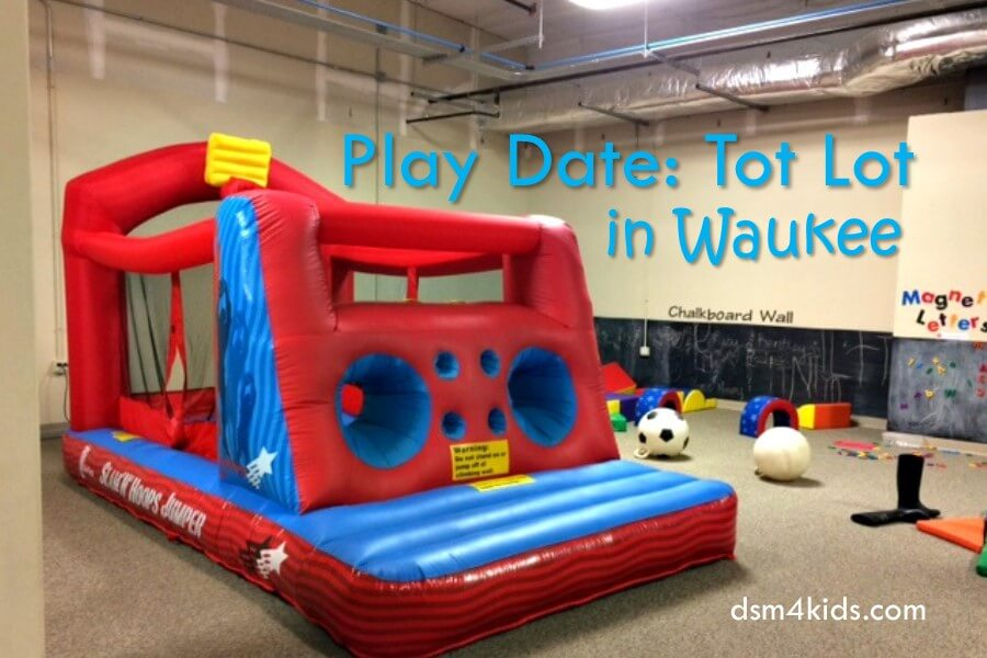 Play Date: Tot Lot in Waukee