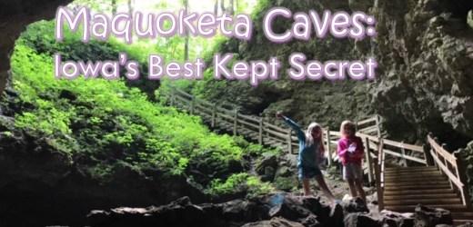 Maquoketa Caves: Iowa's Best Kept Secret
