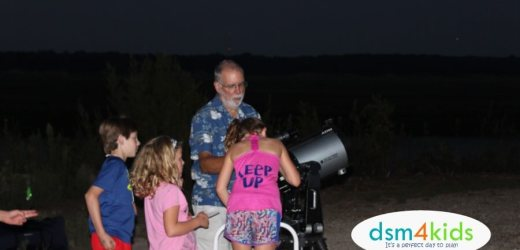 The Best Places to go Stargazing in Des Moines