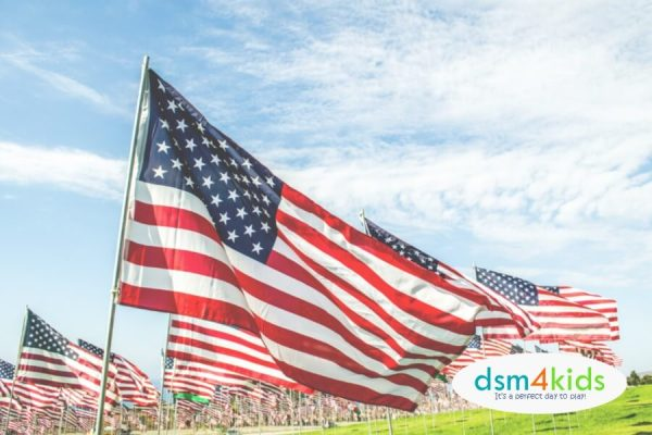 2018 Memorial Day Weekend Fun Guide in Des Moines - dsm4kids.com