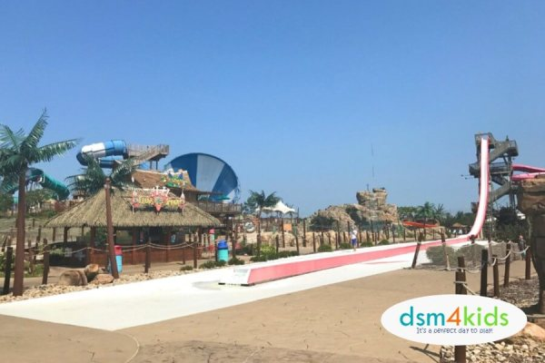 Lost Island: Family-Friendly Water Park in Waterloo – dsm4kids.com